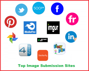image submission sites