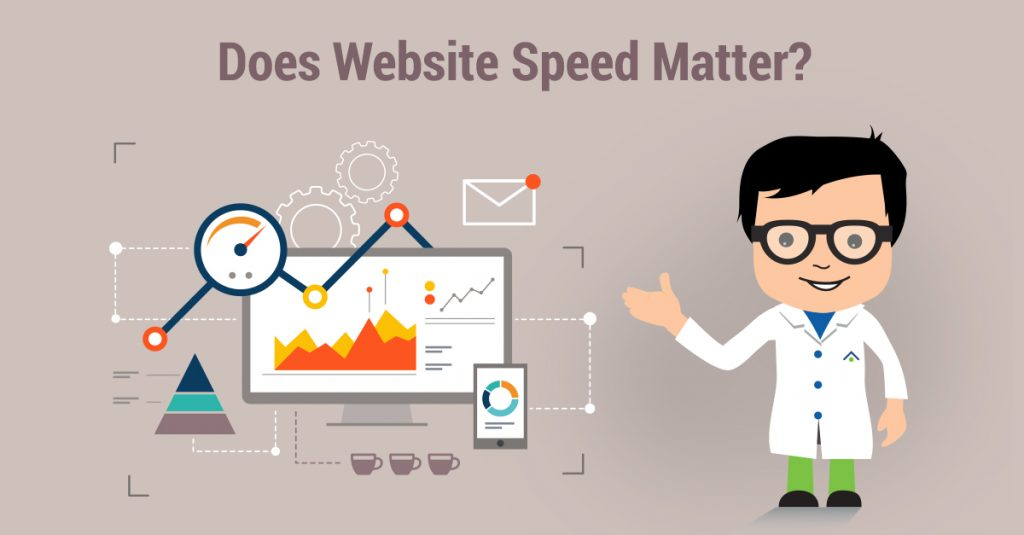 website speed in seo